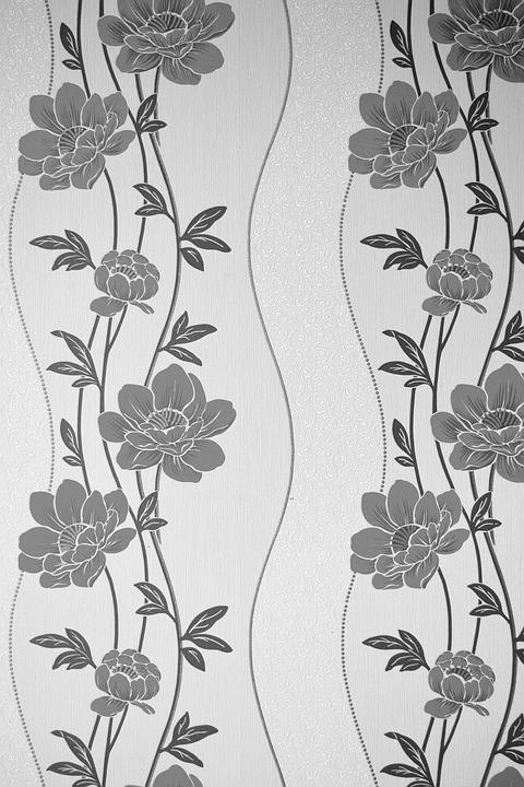 wzorzyste tapety zmywalne