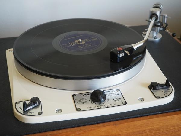 przedwzmacniacz do gramofonu