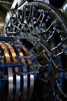 wytrzymałe silniki prądu stałego