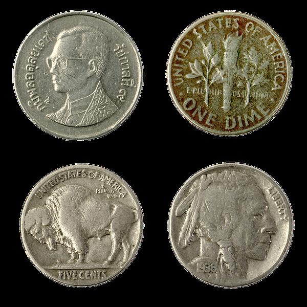 monety pamiątkowe