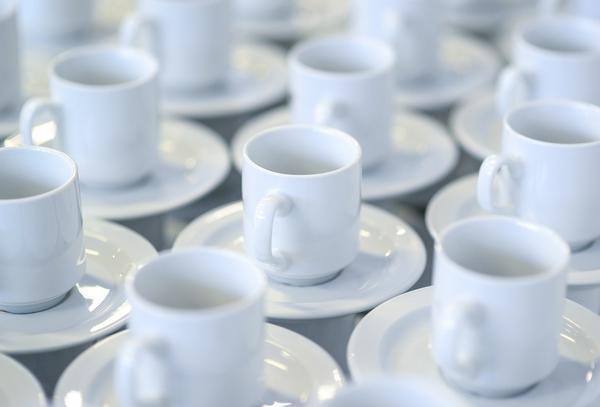 wynajem porcelany