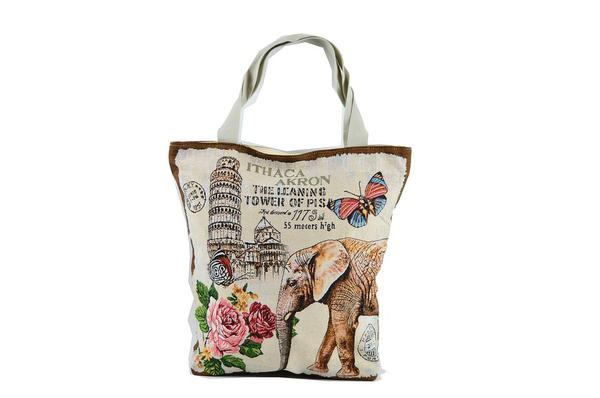 haftowane eko torby bawełniane