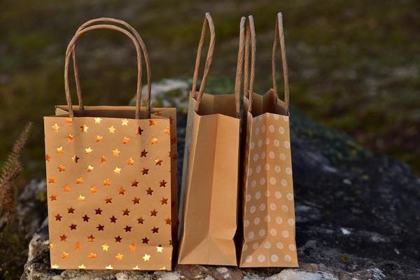 tanie torby papierowe z nadrukami