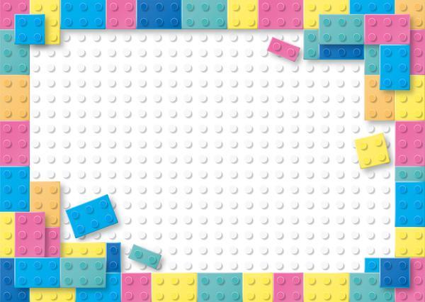 klocki kreatywne dla dzieci